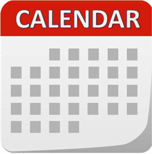 Band Calendar button