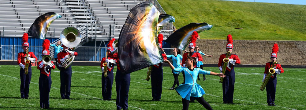 Douglas County Marching Invitational 10/14