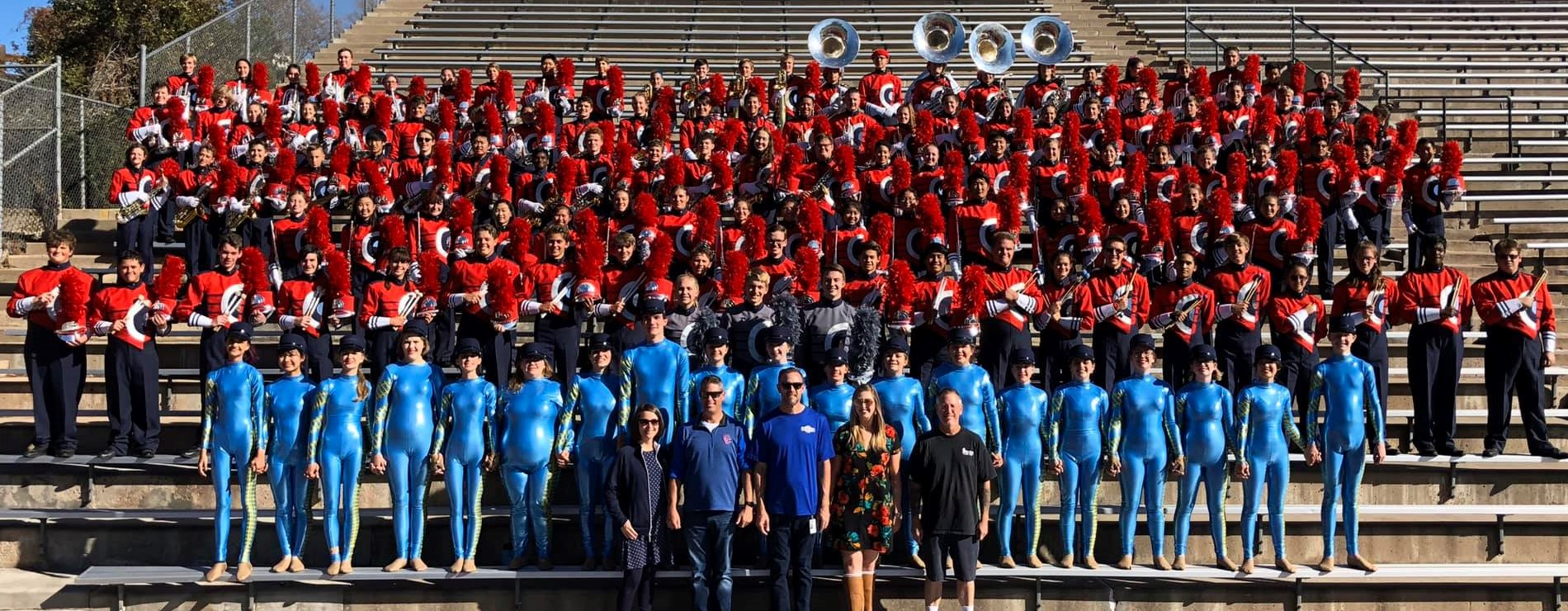 CCHS Marching Band 2019